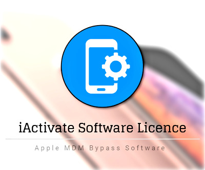 Apple iPhone, iPod, iPad iActivate MDM Bypass, DEP Remote Management Unlock
