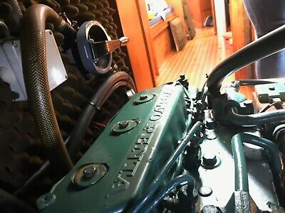 Volvo Penta 2003 (30HP) with 130-S sail drive, see attached condition report