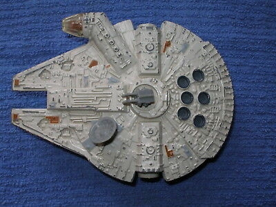 "1979 Vintage Kenner Star Wars 6"" Millenium Falcon Die Cast, Loose"