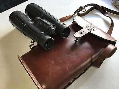 Optolyth 15X63 Binoculars WithLeather Case, Used, but In good condition