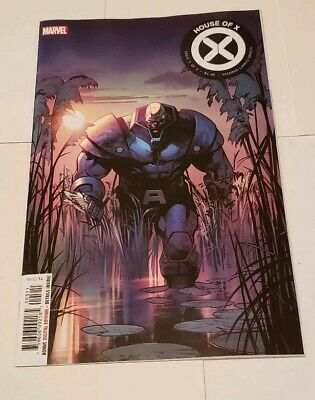 Marvel 2019 House of X #5 Hickman Main Cover NM Unread 1st Print