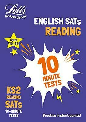 KS2 English Reading SATs 10-Minute Tests: For the 2020 Tests, Paperback, A4 by