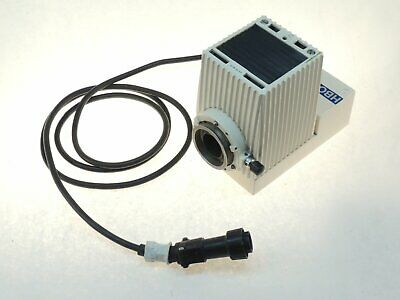Zeiss HBO 100 W/2 Lamp House 44 80 16 Illuminator Microscope Light Source 448016