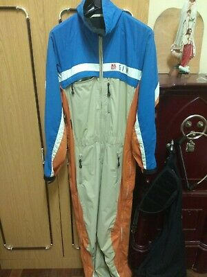 Fly GIN paragliding flying suit - size M