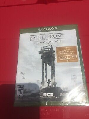 Xbox ONE Star Wars Battlefront Ultimate Edition Brand New - EA
