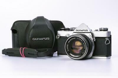 Olympus Om 1 F.Zuiko 50Mm F1.8 467 Limited Edition Series Collection Special