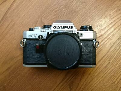 Olympus Om10 Good Bonus Zuiko 35Mm F2.8 Limited Edition Series Collection