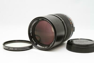 Olympus Om System Zuiko Auto T 135Mm F2.8 Limited Edition Series Collection