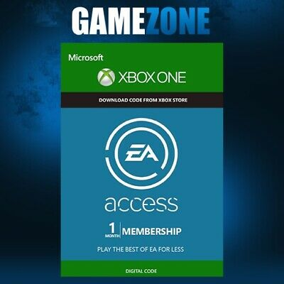 EA Access 1 Month Membership - Xbox One - 1 Month 30 Days Key Subscription