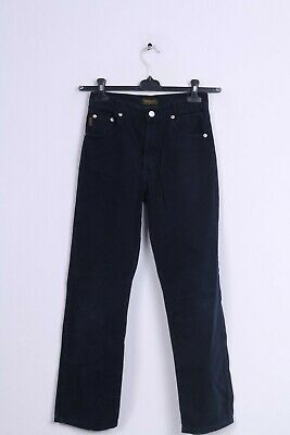 Timberland Boys 12 Age Trousers Navy Cotton Denim Classic Pants