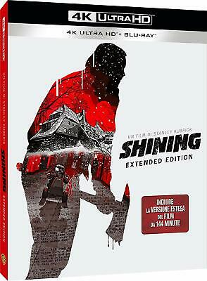 Blu Ray Shining Extended Edition (4K Ultra HD+Br) ......NUOVO