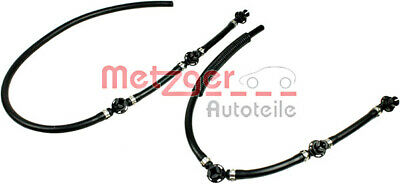Metzger Fuel Overflow Hose For MERCEDES S204 S211 W204 W211 03-11 6460700732