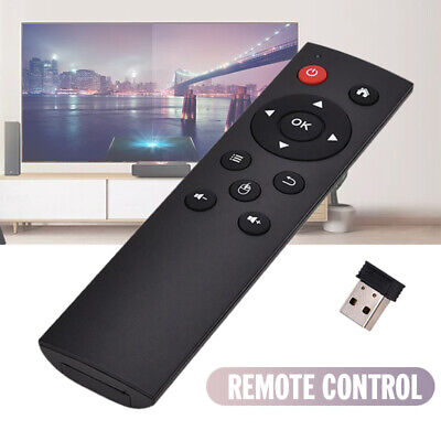 For Android TV Box 2.4G Universal Wireless Remote Control Keyboard Air Mouse