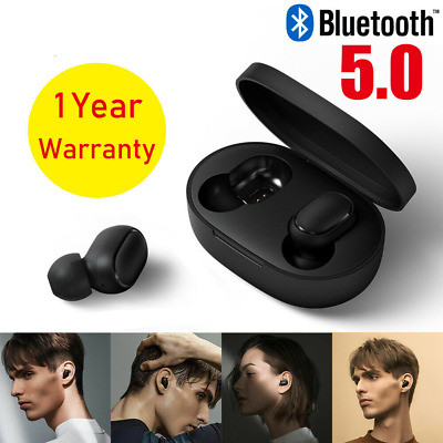 For Xiaomi Redmi TWS Airdots Headset Bluetooth 5.0 Earphone Earbuds Stereo Head