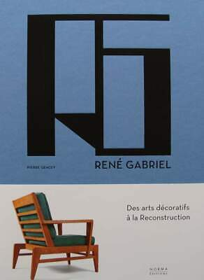 BOEK/LIVRE : René Gabriel  (art deco furniture ....
