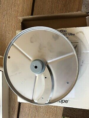 Robot Coupe 4mm Slicer Disc - Ref 27566 (Next working day UK Delivery)