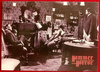 HAMMER HORROR - Series Two - Card 83 - Curse Of The Baskervilles - Cornerstone