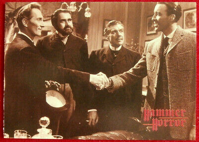 HAMMER HORROR - Series Two - Card 84 - Hound Of The Baskervilles - Cornerstone