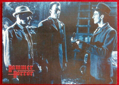 HAMMER HORROR - Series Two - Card 88 - Fixing The Nets - Cornerstone 1996