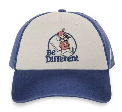 Disney Parks Dumbo Timothy Mouse Be Different Baseball Adult Cap Hat