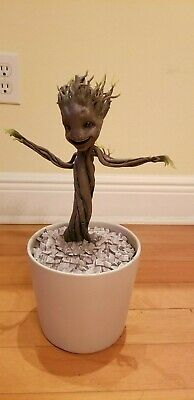 Elite Creatures Collectibles ECC Guardians of the Galaxy Little Groot Lifesize