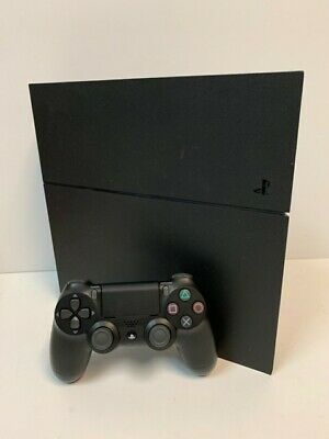 Sony PLAYSTATION 4 PS4 Console w/ Sony Brand Controller, HDMI & Power Adapter