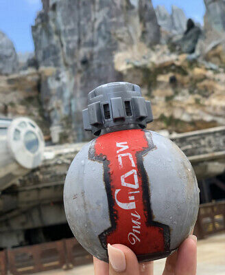 Disney Star Wars Galaxy's Edge Coca Cola Diet coke Bottle NEW UNOPENED SEALED