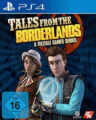 Sony PS4 Playstation 4 Spiel ***** Tales from the Borderlands ***********NEU*NEW