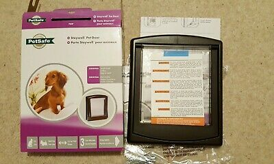 Small Staywell cat flap or pet dog door for spare parts