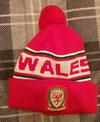 Wales National Team Bobble Hat