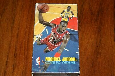 Michael Jordan: Come Fly With Me/ Air time box set. No card or T-shirt Buy2Get1