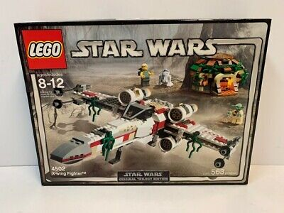 LEGO Star Wars The Original Trilogy X-WING FIGHTER 4502 - Factory Sealed