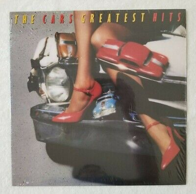 The Cars-The Cars Greatest Hits-Specialty Records Corp. Pressing-Compilation