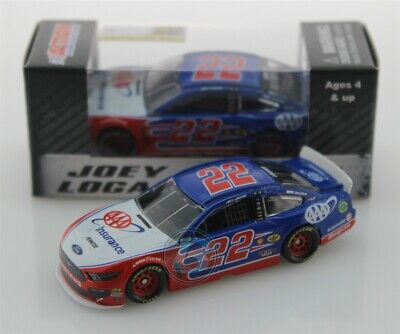 2019 JOEY LOGANO #22 AAA Insurance 1:64 Action Diecast In Stock Free Shipping