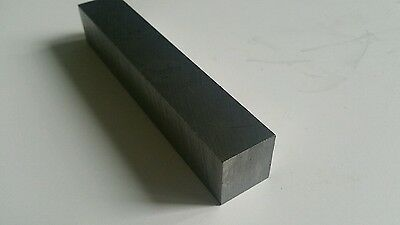 "O-1 Tool Steel 1"" Square Stock  10"" long ** GREAT PRICE**"