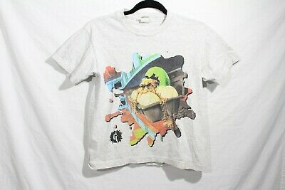 Vintage Goosebumps Single Stitch T Shirt Youth Medium