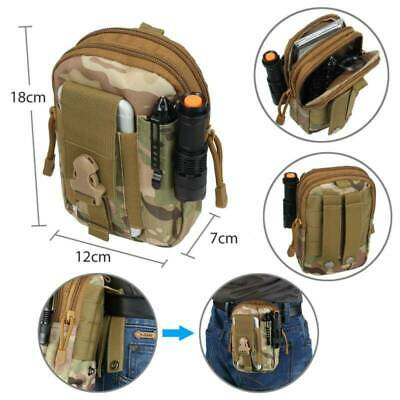 Emergency Survival Kit Professional Outdoor Tactical Defense Equitment Tool SOS