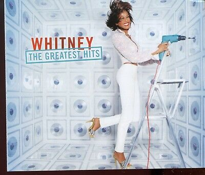 Whitney Houston / The Greatest Hits - 2CD Fat Box