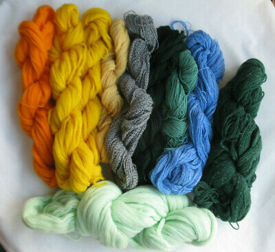Knitting wool pure 2 & 4 ply 408g fingering Vintage