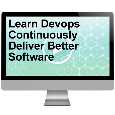 Learn Devops Continuously Deliver Better Software Video Training