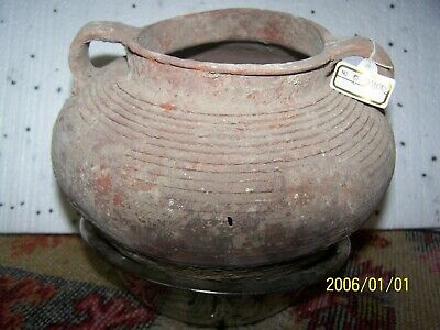 herodian terra cotta cooking pot p2400