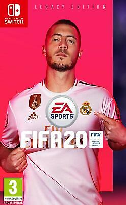 FIFA 20 (Switch) Game | BRAND NEW SEALED FAST FREE POST | IN STOCK SHIPPING NOW