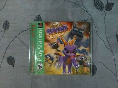 Spyro Year of the Dragon PlayStation PS1 PS2 PS3 Complete! Greatest Hits