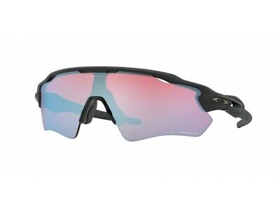 Occhiali da Sole Oakley OO9208 RADAR EV PATH 920897 Nero Prizm autentici