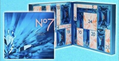 Boots No7 Beauty Advent Calendar 2019 -Pre Order Christmas Items Worth £173