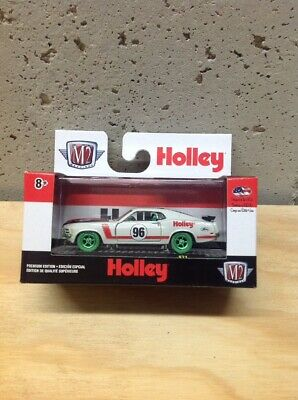 M2 MACHINES O'Reilly Exclusive Holley 1970 FORD MUSTANG Boss 302 1 OF 750 CHASE