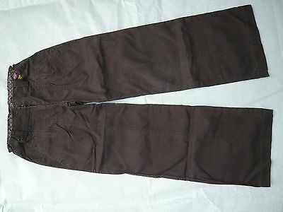 Pantalon marron fille 12 ans Sergent Major