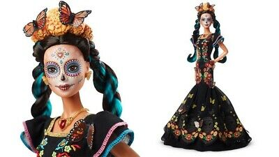 BARBIE Dia De Los Muertos - Day of The Dead Mexican Doll **PREORDER**
