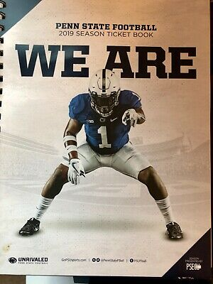 2 Penn State vs Purdue Foot Tickets 35 Yd Ln & Reserved Park Spot #4068