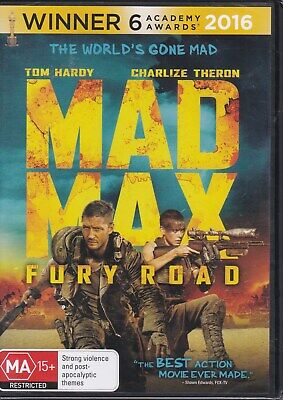 Mad Max: Fury Road   **New & Sealed**